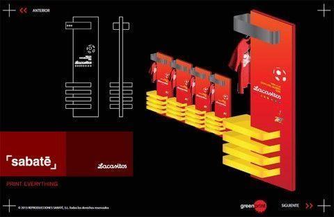Proyecto visual merchandising Lacasitos Conguitos 2014