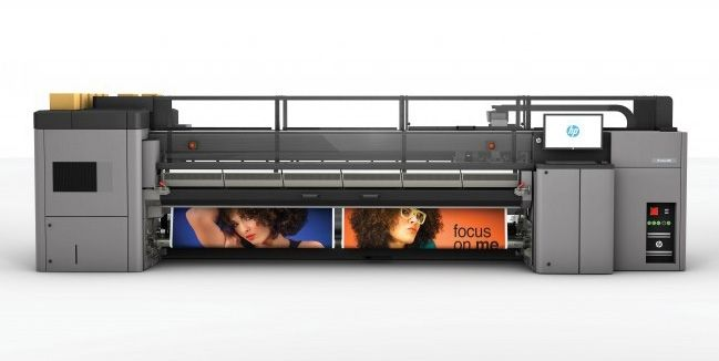 Impresión hp Latex 3000