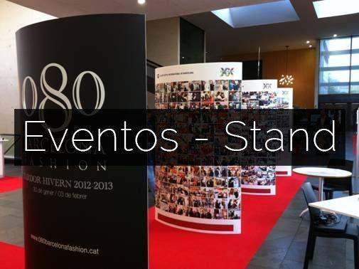 EVENTOS Y STANDS