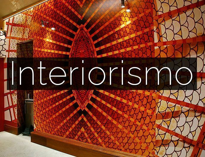 INTERIORISMO - DECORACIÓN