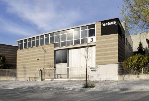 Sabaté Barcelona Centro Producción Print Everything