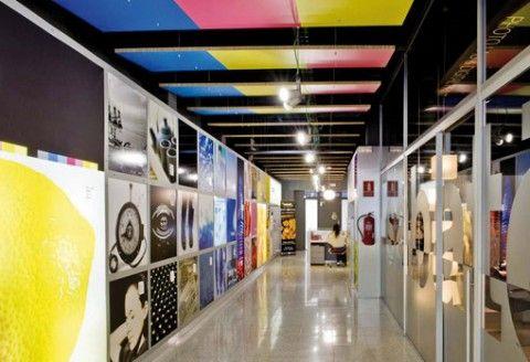 Sabaté Barcelona Showroom Print Everything