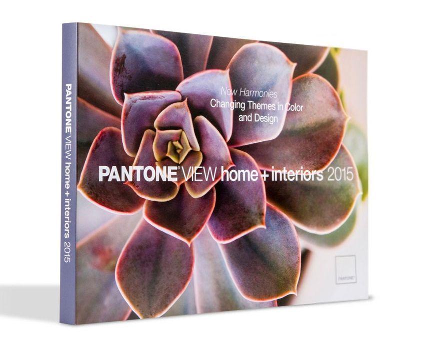 Tendencias Pantone Home Interiores 2015
