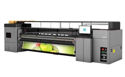 HP látex 3000 Parque de máquinas