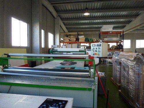 Impresión digital Empresa Instalaciones