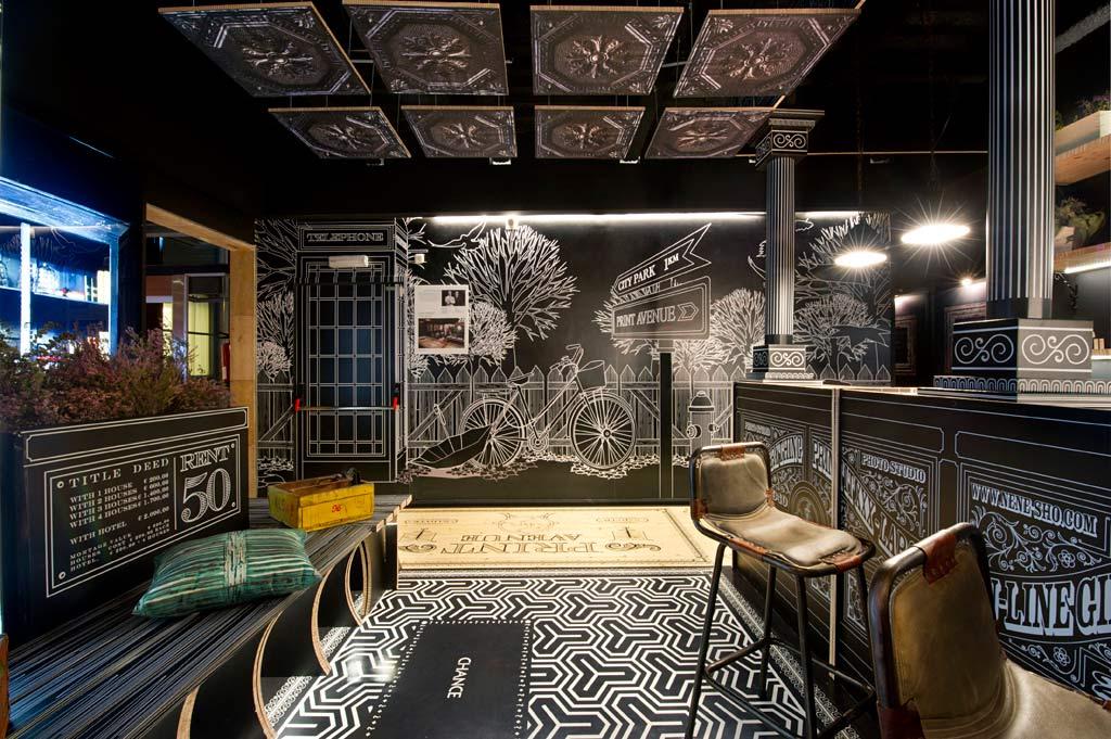 Impresión Digital Mobiliario Sabaté Barcelona