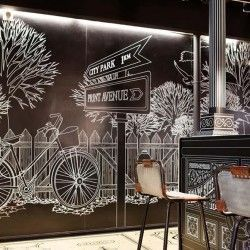 Impresión digital paredes posters