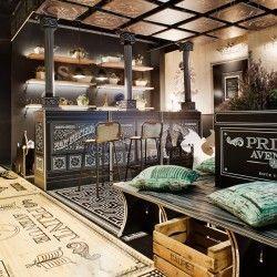 Impresión digital suelos y techos