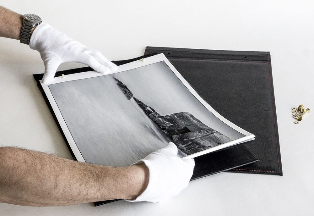 Impresión fotográfica fine art Glicée Hahnemühle