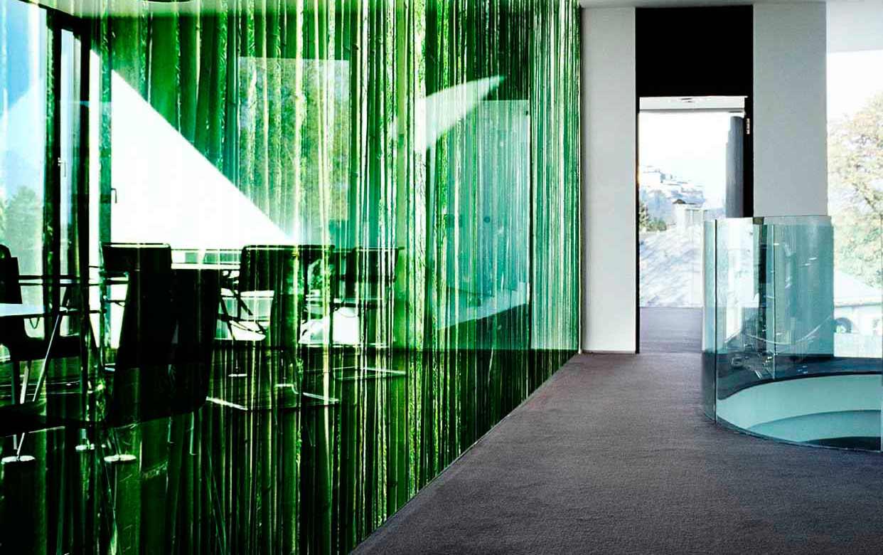 Impresi n digital sobre vidrio y cristal - Cristal con vinilo ...