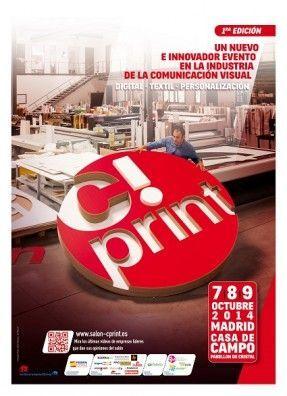 C!print Madrid 2014 salon impresion profesional 2.0