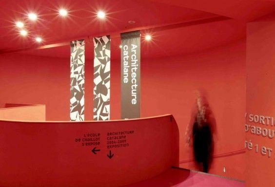 Exposición _architecture catalane 2004-2009 portrait d'époque_ en París