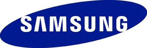 Samsung blue azul Branding