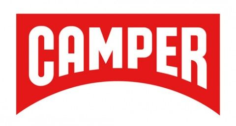 Camper Red Rojo Branding