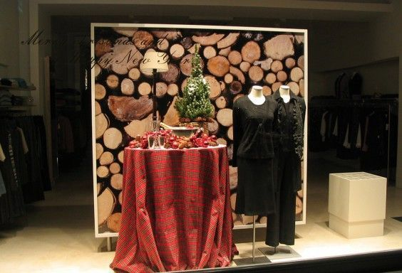 Escaparatismo Visual merchandising