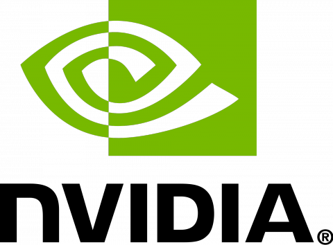 Nvidia green verde Retail