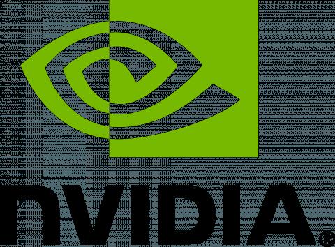 Nvidia green verde Retail