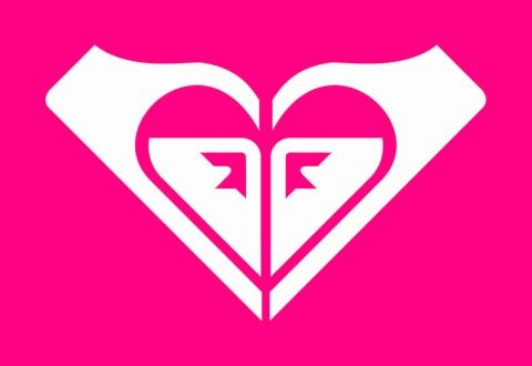 Roxy pink rosa Marketing