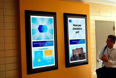 Señalización digital Displays