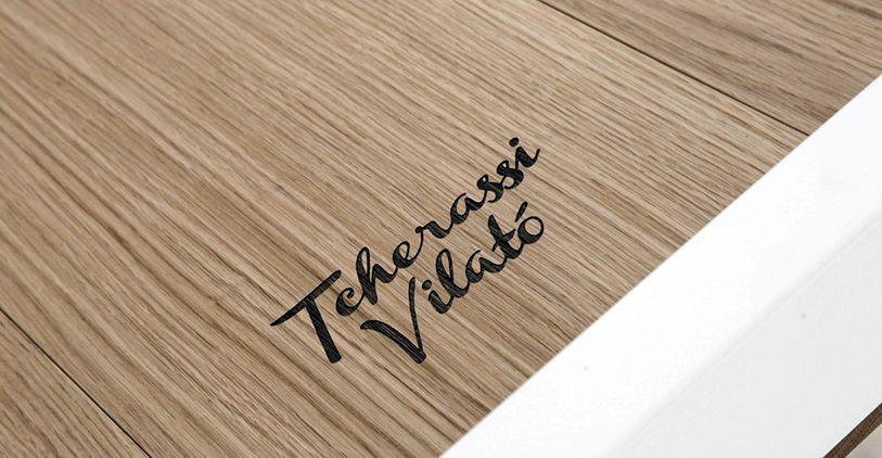 Tcharessi Vilató Vinilo para pared Gráfica on demand