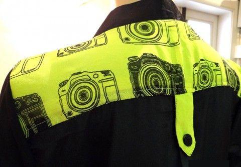 Tinta fluorescente impresión textil