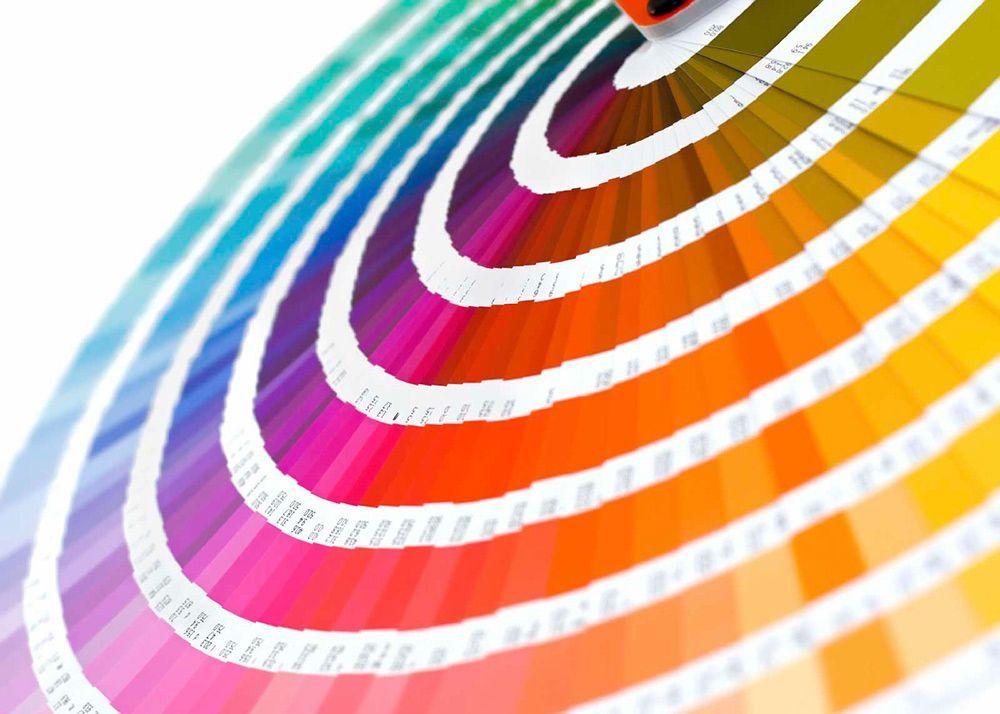 Tintas y soportes Marketing Comunicación visual