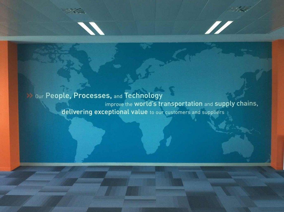Wallpaper texturado impreso mediante tecnología Hp Latex