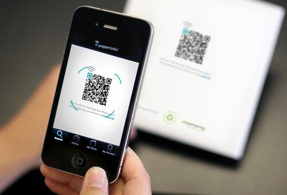 Código qr Casos de éxito Retail Marketing