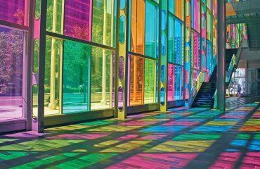 Impresión digital sobre vidrio exterior
