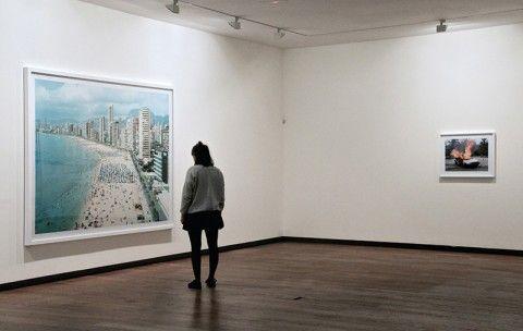 Exposición de cuadros Giclées comunicación visual