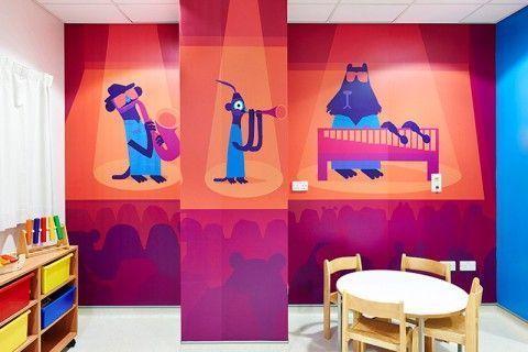 Impresión digital Diseño de interiores