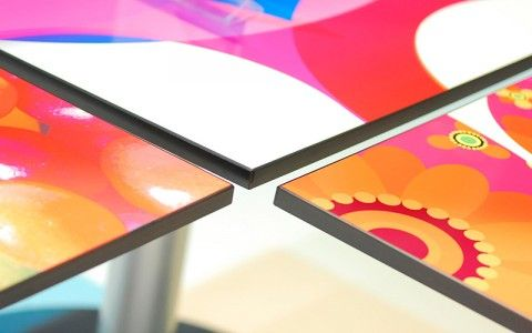 Impresión digital ecológica para interiores