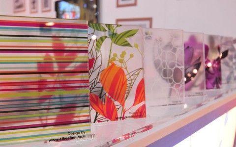 Impresión digital vidrio Exposiciones