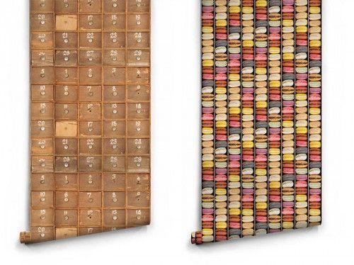 Diseño gráfico Wall covering Interiorismo