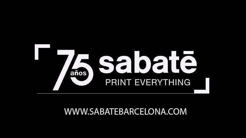 Sabaté Impresión digital de gran formato