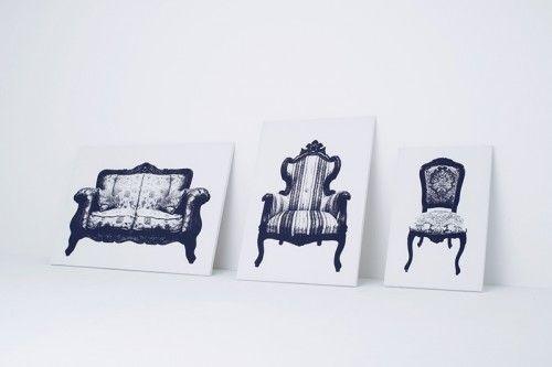 Impresión digital Foto cuadros Diseño
