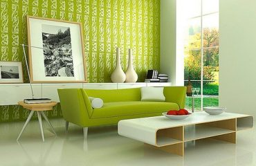 Interiorismo Vinilo para pared Impresión digital