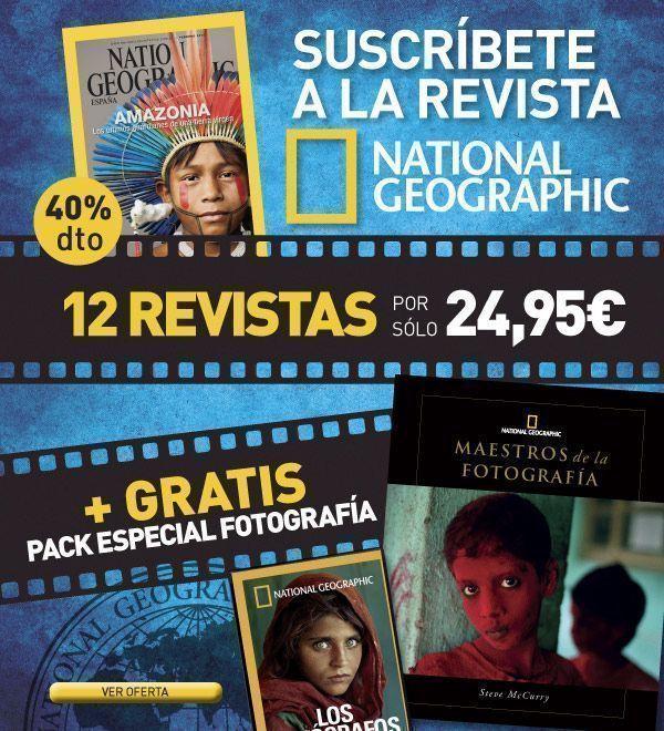 National geographic Sabaté Reproducciones fotográficas