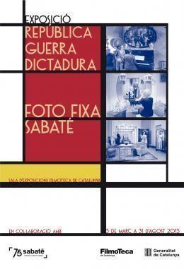Exposición Sabaté 75 años