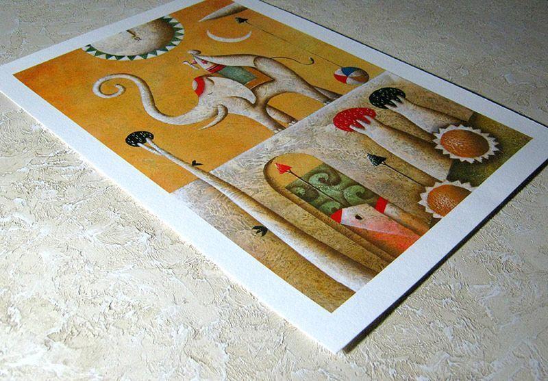 Impresión fine art Giclees