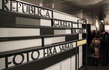 Exposiciones Museografía Fotografía