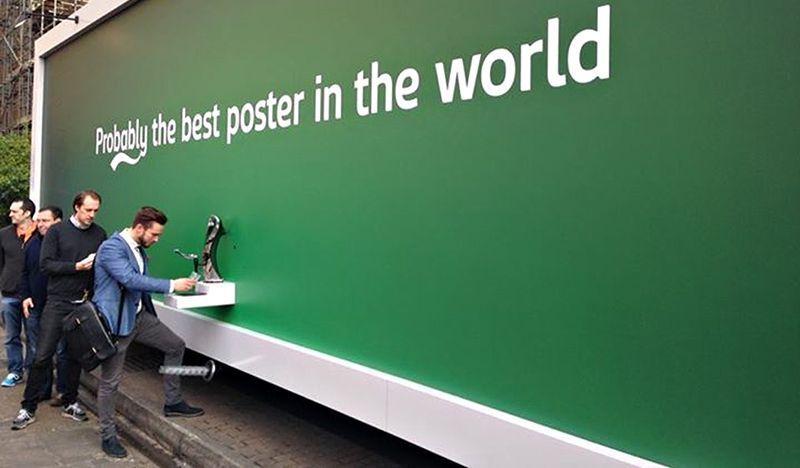 Impresión digital Cartelería Branding Instalación gráfica