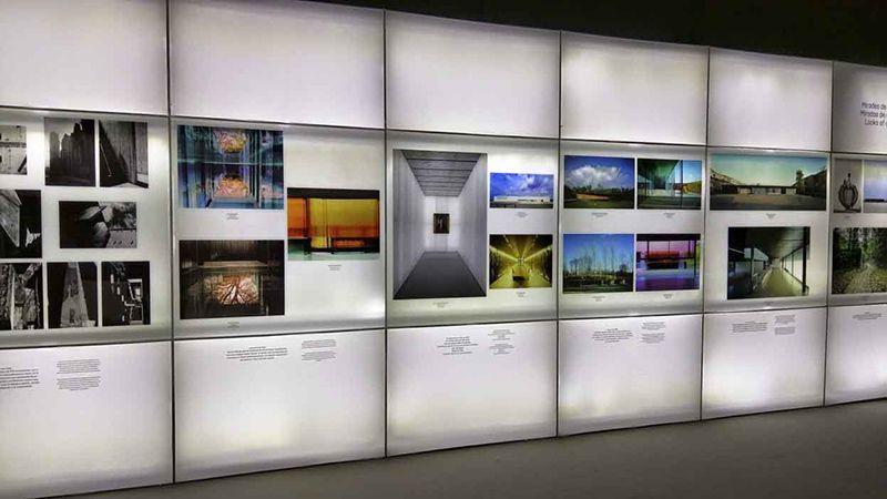 Impresión digital textil Museografía Vinilo impreso