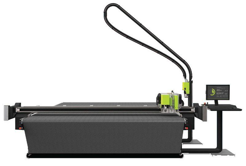 Mesa de corte digital Impresión digital Vinilo Troquelado Sabaté Barcelona
