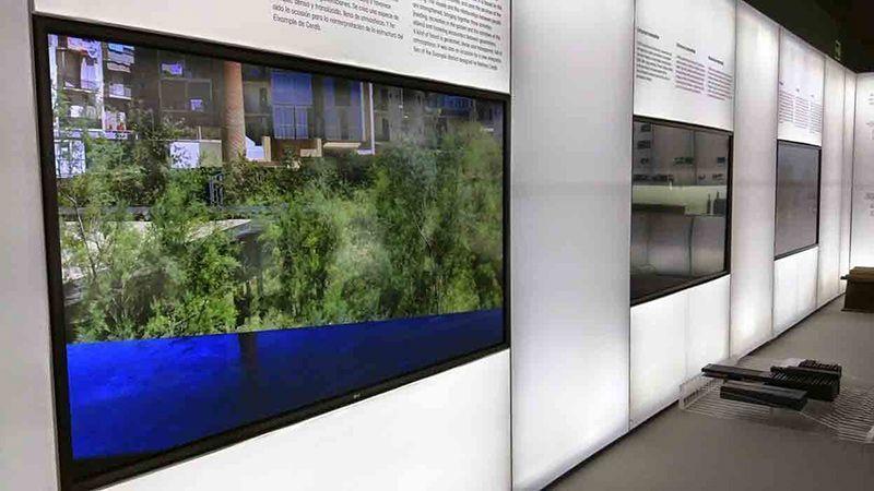 Producción gráfica Exposiciones Impresión digital Cajas de luz