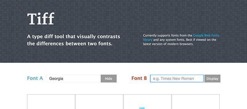 Diseño gráfico Tipografía