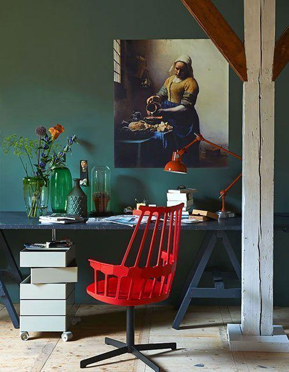 Wall art Vinilo impreso Diseño de interiores