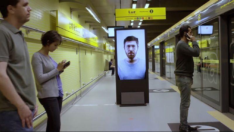 Publicidad Marketing Displays Comunicación visual