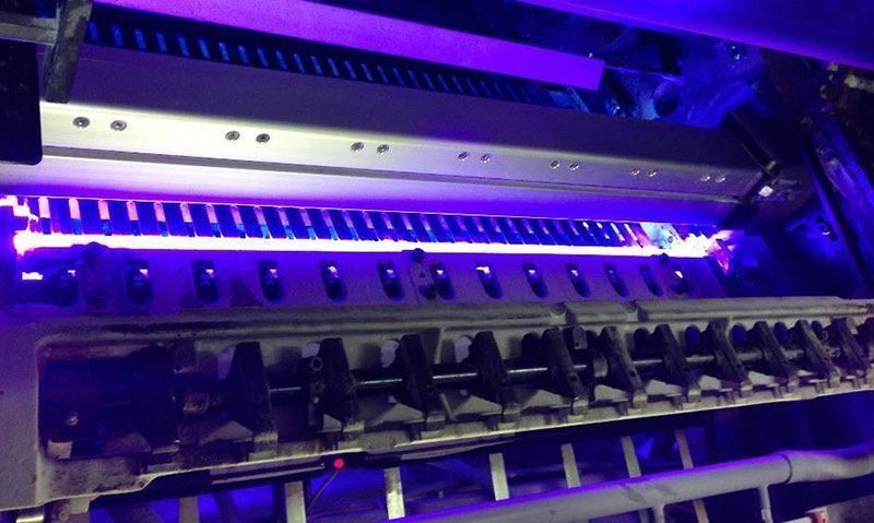 Cajas de luz LED Impresión textil Lona impresa