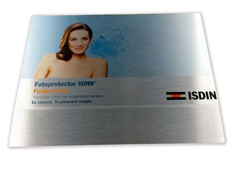 Impresión tinta UV Dibond Aluminio impreso